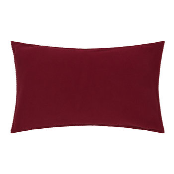 Soft Fleece Cushion - 30x50cm - Strawberry