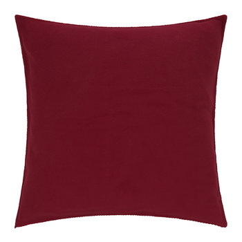 Soft Fleece Cushion - 50x50cm - Strawberry