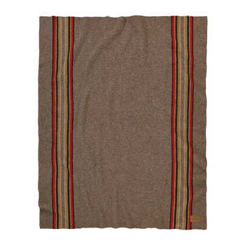 Yakima Throw - Mineral Umber