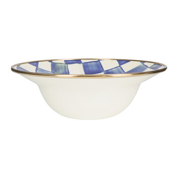 Royal Check Breakfast Bowl