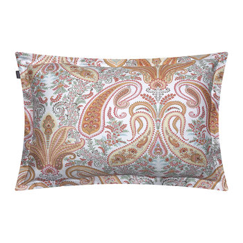 Key West Paisley Pillowcase - 50x75cm - Tender Peach