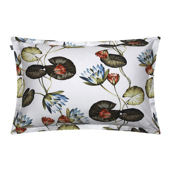Water Lily Pillowcase - 50x75 - Multicolor