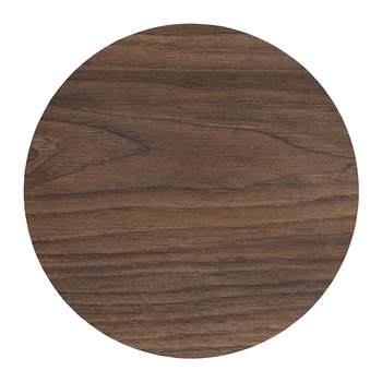 Circle Cut & Serve - Walnut