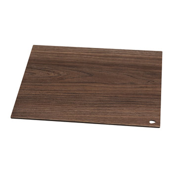 Square Cut & Serve - Walnut