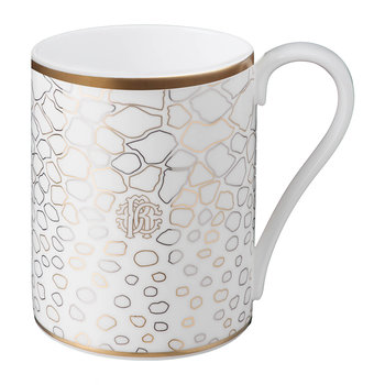 Giraffe Fine Bone China Mug