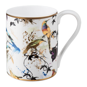 Garden Birds Fine Bone China Mug