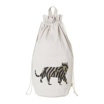 Tiger Safari Storage Bag