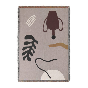 Mirage Blanket - Grey
