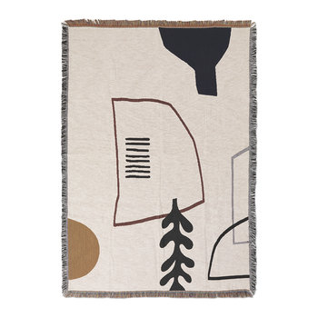 Mirage Blanket - Off White