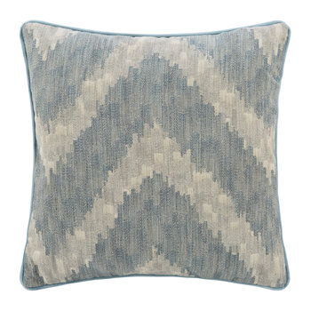 Ashburn Cushion - 45x45cm - Soft Teal