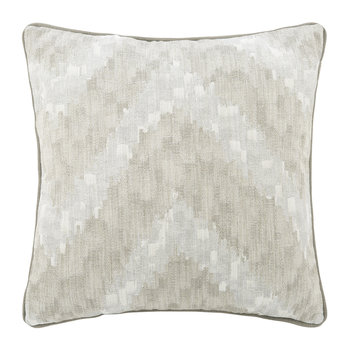 Ashburn Cushion - 45x45cm - Parchment