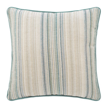 Claremont Cushion - 45x45cm - Verdigris