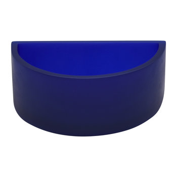Demi Lune Bowl - Cobalt Blue