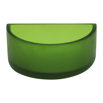 Demi Lune Bowl - Green