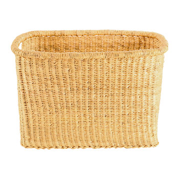 Frafra Rectangle Hand Woven Storage Basket