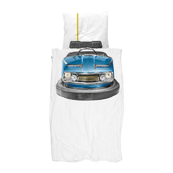 Bumper Car Duvet Set - Single