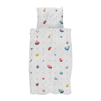 Climbing Wall Duvet Set - Single