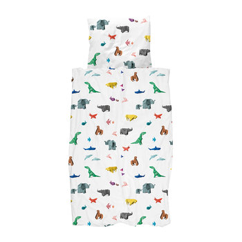Paper Zoo Duvet Set - Single