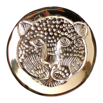 Leopard Head Trinket Dish