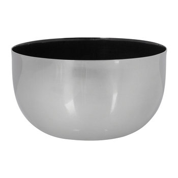 Carousel Bowl - Chrome/Black