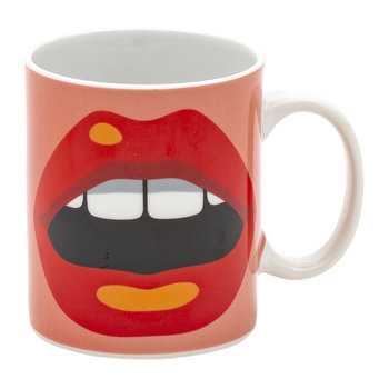 'Blow' Mug - Mouth