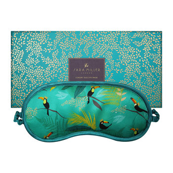 Silk Eye Mask - Toucan