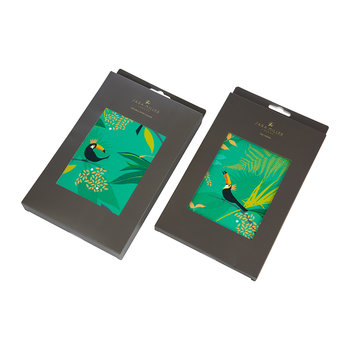 Tea Towel and Oven Mitt Set - Toucan