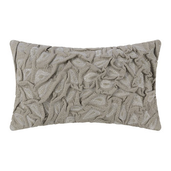 Fossil Textured Pillow - 30x50cm