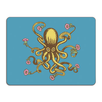 Puddin' Head - Animal Table Mat - Octopus