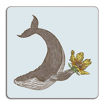 Puddin' Head - Animaux Placemat - Whale
