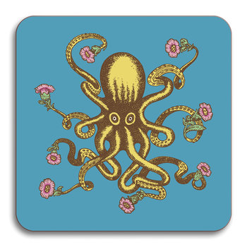 Puddin' Head - Animaux Coaster - Octopus
