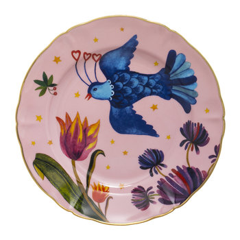 Funky Table - La Tavola Scomposta - Little Bird Fruit Plate