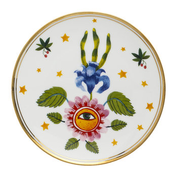 Funky Table - La Tavola Scomposta - Flower/Eye Plate