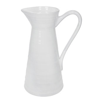 Ceramic Colne Pitcher - White