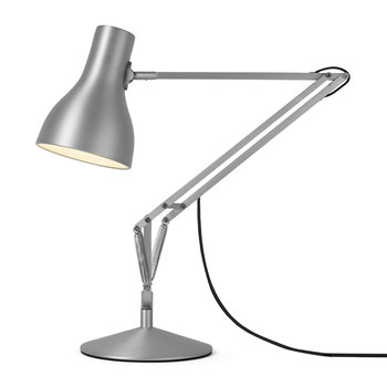 Type 75 Desk Lamp - Silver Lustre