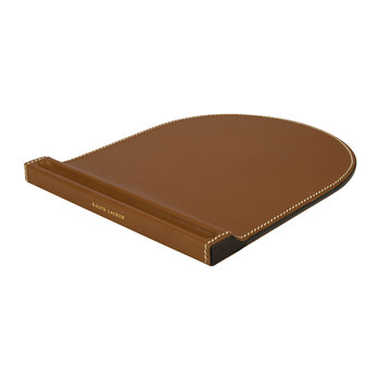Brennan Mouse Pad - Saddle