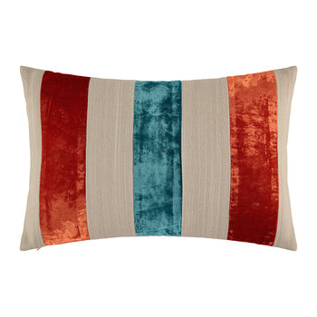 Nikita Pillow - 60x40cm - Orange Sky