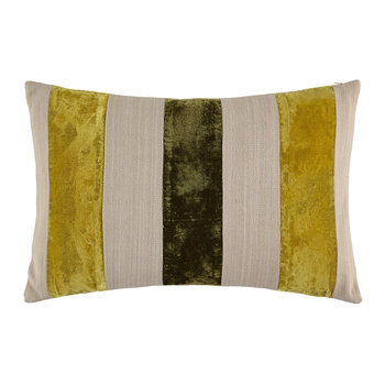 Nikita Cushion - 60x40cm - Citrine
