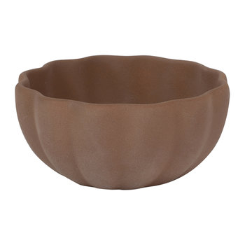 Sharing Petal Bowl - Brick