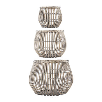 Nest Round Basket - Set of 3