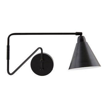 Game Wall Lamp - Black/White