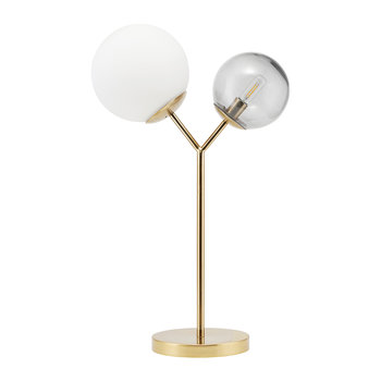 Twice Table Lamp - Brass