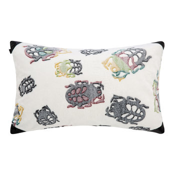 Jags Family Cushion - 40x60cm - Off White