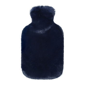 Hot Water Bottle - Blue Cloud