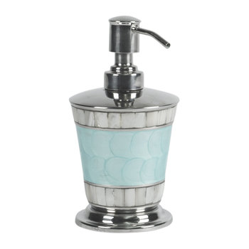 Classic Soap Dispenser - Aqua