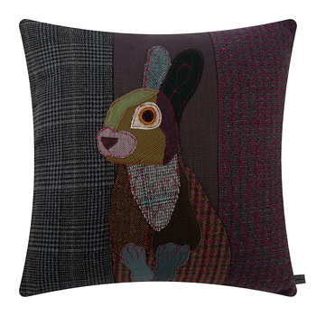 Dark Rabbit Pillow - 59x50cm