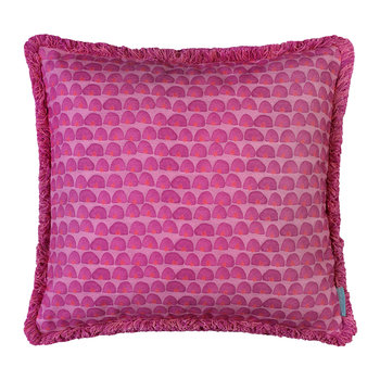 Tom Carmine Pillow - 45x45cm
