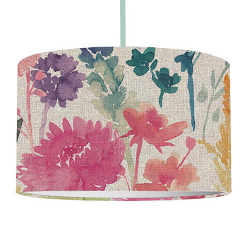 Peggy Linen Ceiling Lamp Shade