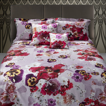 Nobuyoshi Bed Set - Rose
