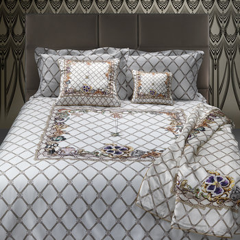 New Spider Bed Set - White